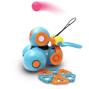 dash robots stem launcher basketball